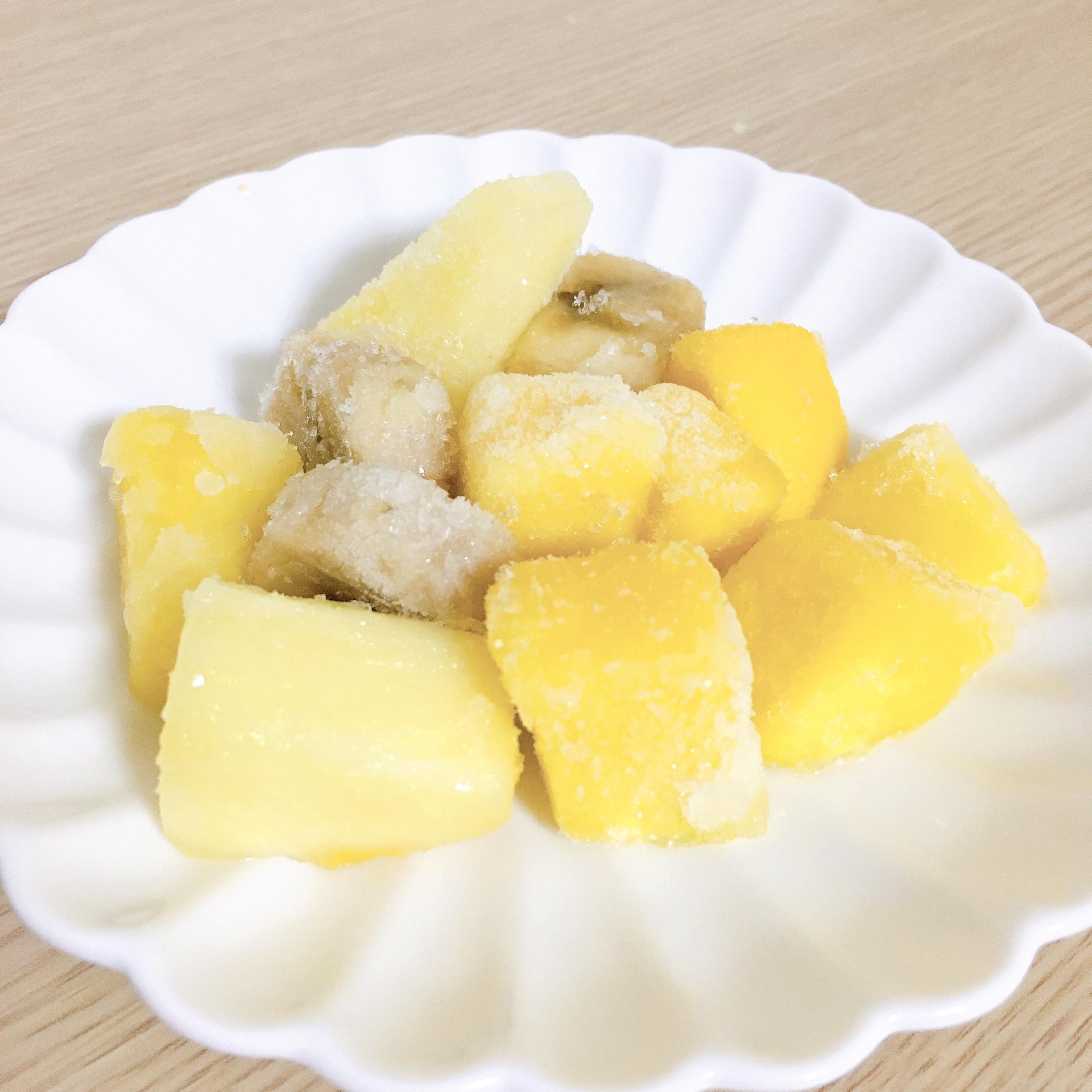 業務スーパー 冷凍 トロピカルミックス フルーツ